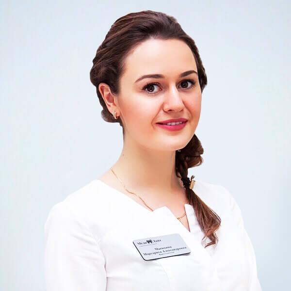 Матюхина Маргарита Александровна